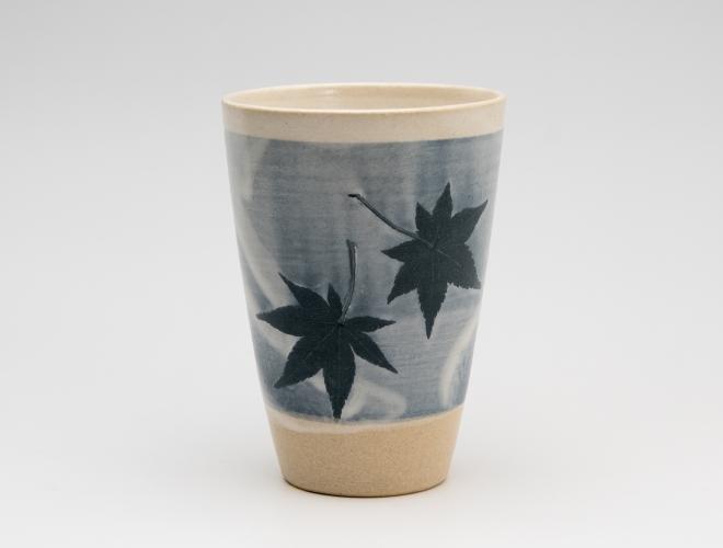 フリーカップ(青)