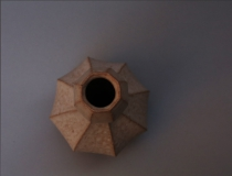 金結晶壷1